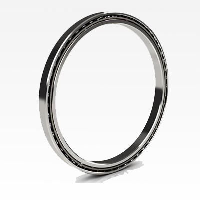 Open Type Four Contact thin section ball bearing