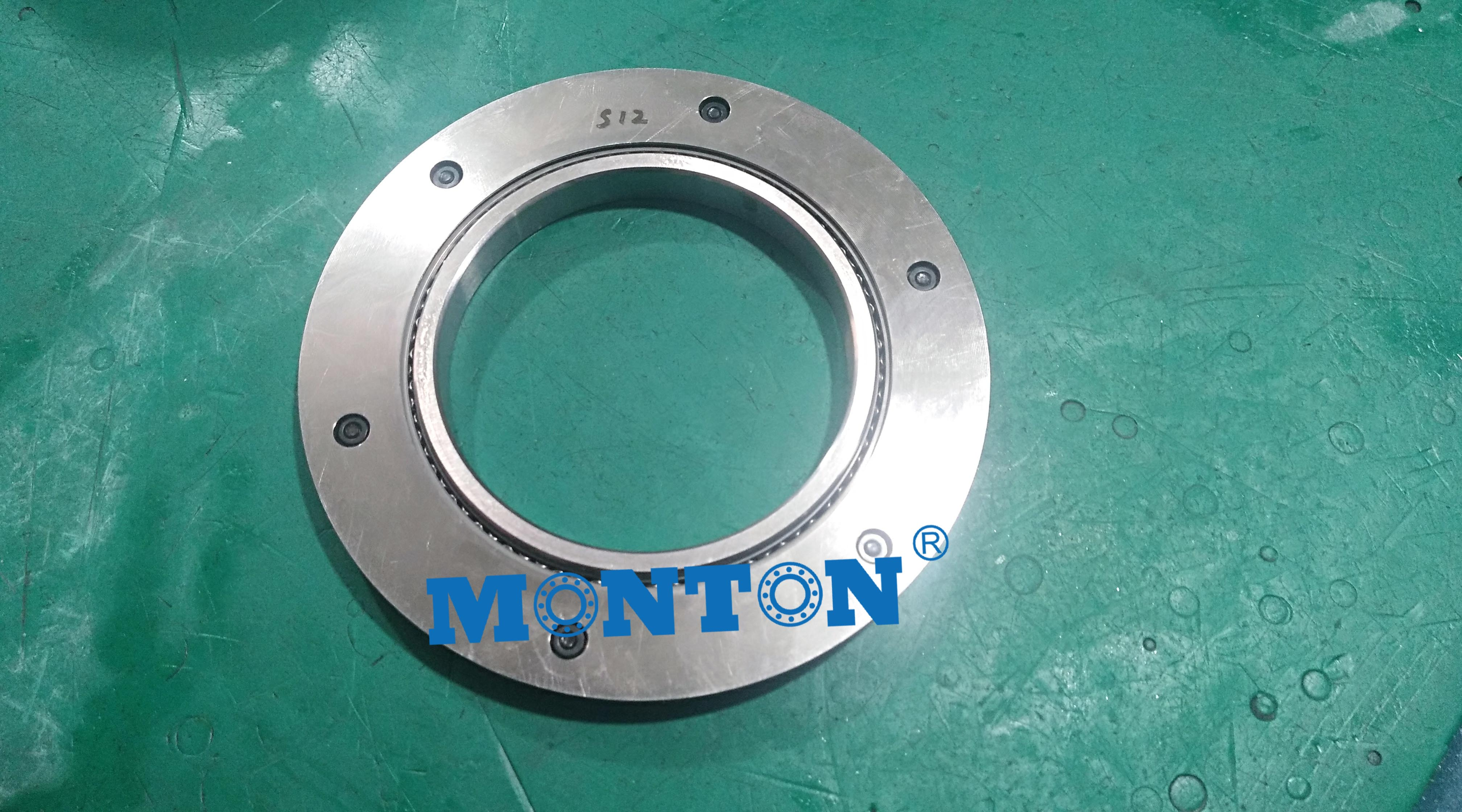 RB7010UUC0P4  70*116*8mm  Crossed roller bearing