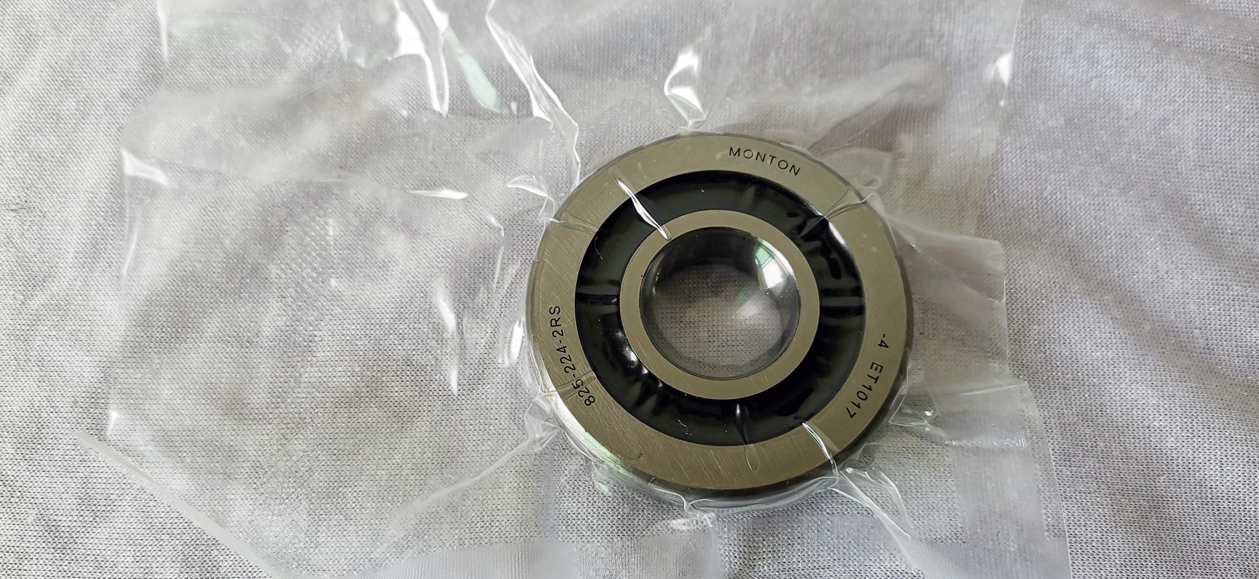 B25-224 Fanuc Servo Motor Bearings Sealed Ceramic Deep Groove Ball Bearings 25x62x16mm