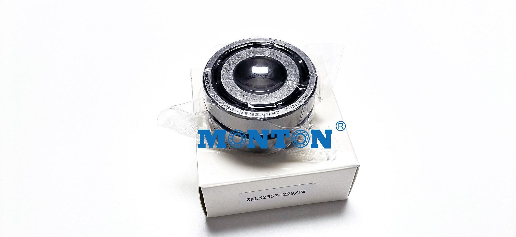 ZKLN2557-2RSP4 Axial thrust angular contact ball bearings