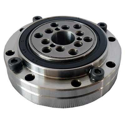CSF harmonic drive bearings