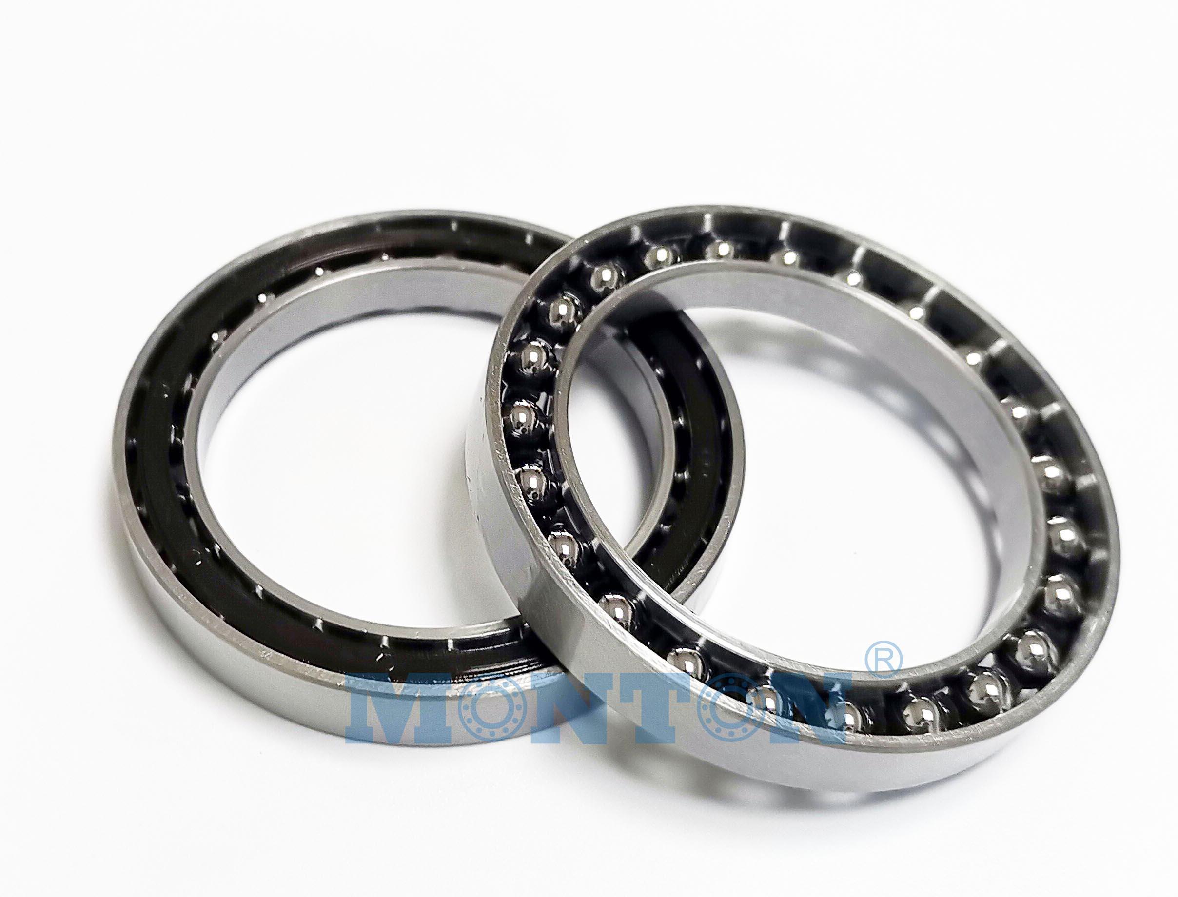 F25 45.212*61.341*9.015mm flexible bearing for harmonic drive