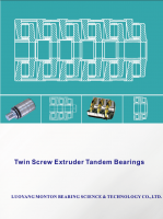 Tandem Thrust bearings